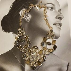 Multicolored Stones  Grayce Necklace